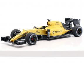 K. Magnussen & J. Palmer Renault R.S.16 Showcar formula 1 2016 1:43 Spark