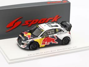 Audi S1 EKS RX quattro #5 World RX Spanien 2018 Ekström 1:43 Spark