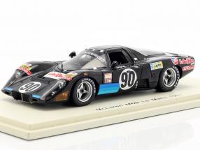 McLaren M6B GT #90 24h LeMans 1981 Regout, Elkoubi 1:43 Spark