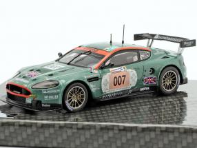 Aston Martin DBR9 #007 6th 24h LeMans 2006 Aston Martin Racing 1:43 Ixo
