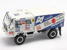 Pegaso 3046 #578 Rallye Paris - Dakar 1990 1:43 Altaya