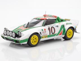 Lancia Stratos #10 Winner Rallye Monte Carlo 1976 Munari, Maiga 1:18 Minichamps
