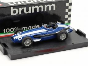 M. Gregory Maserati 250F #26 GP Italia Formula 1 1957 1:43 Brumm