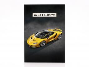 AUTOart catalog