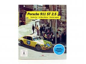 Book: Porsche 911 ST 2.5: Camera Car, LeMans Winner, Porsche Legend (englisch)