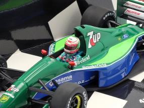 Andrea de Cesaris Jordan 191 #33 4th Kanada GP F1 1991 1:43 Minichamps