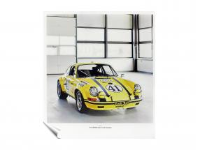 book Porsche 911 ST 2.5: Camera car, LeMans winner, Porsche legend (german)