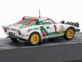 Lancia Stratos HF #1 Winner Rallye Monte Carlo 1977 Munari, Maiga