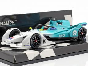 Oliver Turvey NIO Sport 004 #16 Formel E Season 5 2018/19 1:43 Minichamps