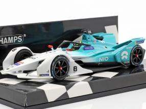 Tom Dillmann NIO Sport 004 #8 Formel E Season 5 2018/19 1:43 Minichamps