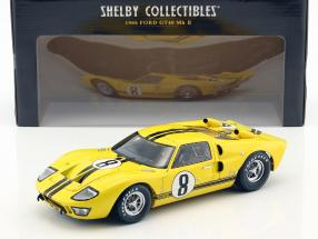 Ford GT40 Mk II #8 24h LeMans 1966 Whitmore, Gardner 1:18 ShelbyCollectibles
