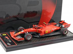 Charles Leclerc Ferrari SF90 #16 Australien GP Formel 1 2019 1:43 BBR