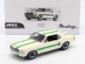 Ford Mustang #1 ATCC Champion 1967 Ian Geoghegan 1:18 GMP