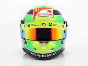Mick Schumacher Prema Racing #9 formula 2 2019 helmet 1:2 Schuberth