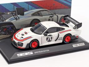 Porsche 935 #70 Spectrum Edition (based on 911 (991.2) GT2 RS) 1:43 Minichamps