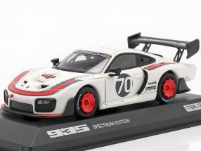 Porsche 935 #70 Spectrum Edition (based on 911 (991.2) GT2 RS) 1:43 Minichamps