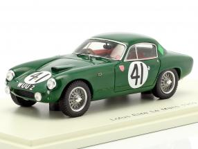 Lotus Elite #41 24h LeMans 1959 Lumsden, Riley 1:43 Spark