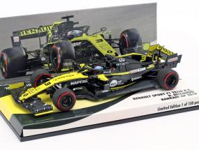 Daniel Ricciardo Renault R.S.19 #3 Bahrain GP Formel 1 2019 1:43 Minichamps