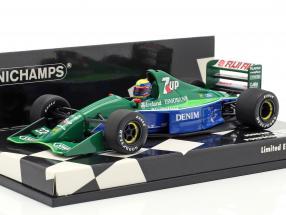Roberto Moreno Jordan 191 #32 Portugal GP formula 1 1991 1:43 Minichamps