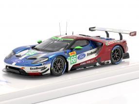 Ford GT #66 Class Winner 6h Spa 2018 Mücke, Pla, Johnson 1:43 True Scale