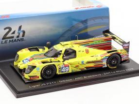 Ligier JS P217 #49 24h LeMans 2019 ARC Bratislava 1:43 Spark