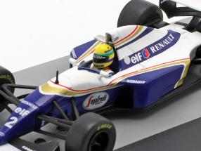 Ayrton Senna Williams FW16 #2 Brazil GP formula 1 1994