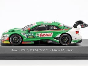 Audi RS 5 DTM #51 DTM 2019 Nico Müller