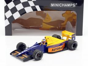 Jean Alesi Tyrrell 018 #4 japanese GP formula 1 1989 1:18 Minichamps