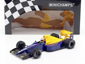 Johnny Herbert Tyrrell 018 #4 Belgien GP Formel 1 1989 1:18 Minichamps
