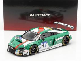 Audi R8 LMS #29 Winner 24h Nürburgring 2017 Audi Sport Team Land