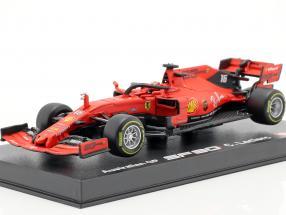 Charles Leclerc Ferrari SF90 #16 Australien GP F1 2019 mit Vitrine 1:43 Bburago