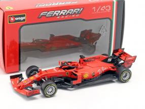 Sebastian Vettel Ferrari SF90 #5 Australian GP F1 2019 in Blister 1:43 Bburago