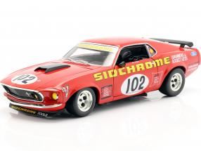 Ford Mustang Boss 302 Trans Am #102 Jim Richards 1969 1:18 GMP