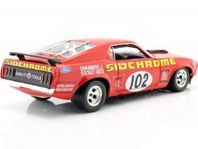 Ford Mustang Boss 302 Trans Am #102 Jim Richards 1969