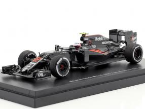 Jenson Button McLaren MP4-31 #22 formula 1 2016 1:43 Ebbro