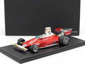 Clay Regazzoni Ferrari 312T #11 Formel 1 1975 1:18 GP Replicas