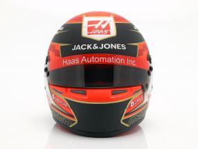 Kevin Magnussen Haas VF-19 #20 formula 1 2019 helmet 1:2 Bell