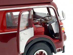 Fiat 642 RN2 Bartoletti Ferrari Renntransporter dunkelrot