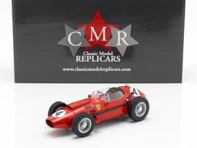M. Hawthorn Ferrari Dino 246 #4 Frankreich GP Weltmeister F1 1958 1:18 CMR