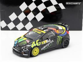 Ford Fiesta RS WRC #46 Winner Monza Rallye Show 2012 Rossi, Cassina 1:18 Minichamps