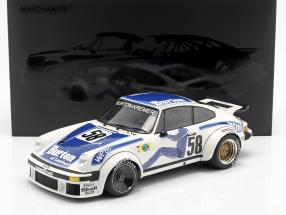 Porsche 934 #58 Class Winner 24h LeMans 1977 Kremer Racing 1:12 Minichamps