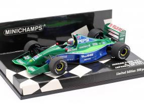 Alessandro Zanardi Jordan 191 #32 Japan GP Formel 1 1991