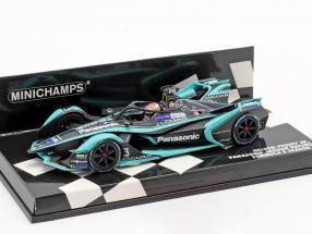 Nelson Piquet jr. Jaguar I-Type III #3 formula E season 5 2018/19 1:43 Minichamps