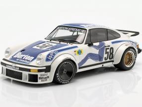 Porsche 934 #58 Class Winner 24h LeMans 1977 Kremer Racing 1:12 Minichamps