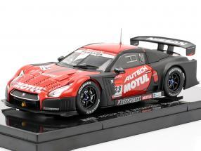 Nissan GT-R #23 Okayama Test Super GT500 Series 2012 Motoyama, Krumm 1:43 Ebbro