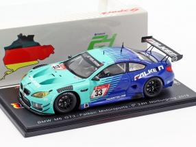 BMW M6 GT3 #33 5th 24h Nürburgring 2019 Falken Motorsports 1:43 Spark