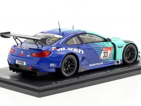 BMW M6 GT3 #33 5th 24h Nürburgring 2019 Falken Motorsports