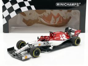 Kimi Räikkönen Alfa Romeo Racing C38 #7 Formel 1 2019 1:18 Minichamps