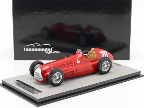 Paul Pietsch Alfa Romeo 159 #78 Germany GP formula 1 1951 1:18 Tecnomodel