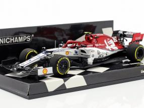 Antonio Giovinazzi Alfa Romeo Racing C38 #99 China GP F1 2019 1:43 Minichamps